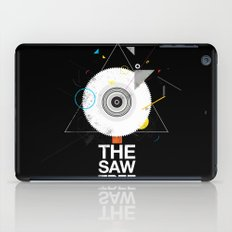 The saw tree iPad Case