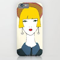 iPhone & iPod Case featuring Dolores by Sproot