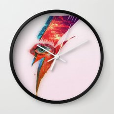 Glam Tear Wall Clock