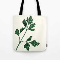 Parsely Tote Bag