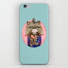 Rich Pussy iPhone & iPod Skin