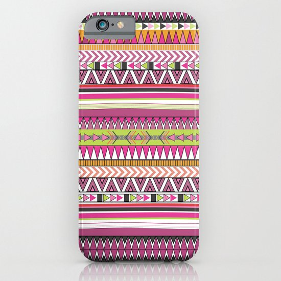 Tribal Pattern iPhone & iPod Case