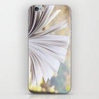 An Open Book iPhone & iPod Skin