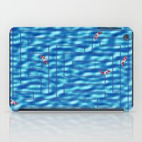 Fish In A Maze iPad Case
