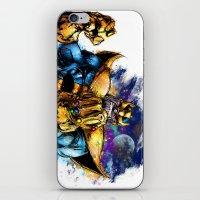 Thanos iPhone & iPod Skin