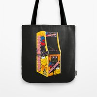 Mum, can I have 10p for another go? Tote Bag