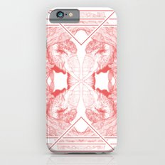 The Willow Pattern (Rose variation) iPhone 6 Slim Case