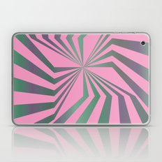 Broken Lines - Optical games Laptop & iPad Skin