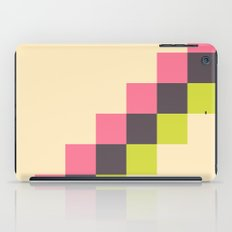 Stairs of Squares iPad Case