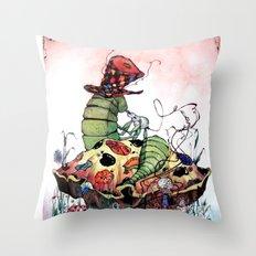 The Seer Throw Pillow