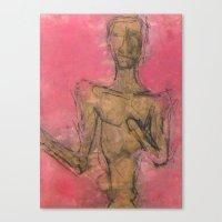 Skipper Canvas Print