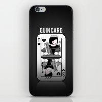 Tegan and Sara Quincard iPhone & iPod Skin