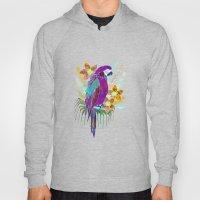 Parrot Elua  - Style A Hoody