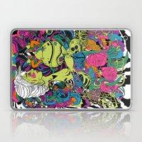 The Sea Death Laptop & iPad Skin