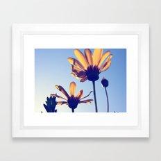 Spring Comes Framed Art Print