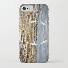Oh darling, I wish you were here iPhone 7 Slim Case