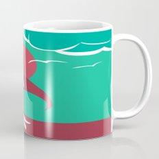 Mermaid Silhouette Mug