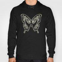 Henna Butterfly No. 1 Hoody