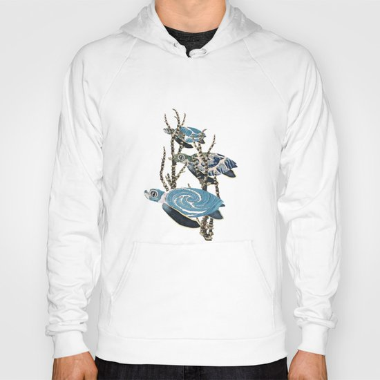 Turtle Migration Hoody