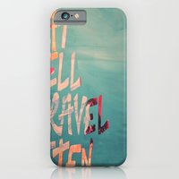 iPhone & iPod Case featuring EatWell. TravelOften by TaylorT