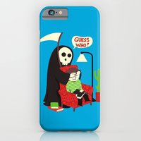 Guess Who iPhone 6 Slim Case