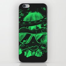 Hipster Invasion iPhone & iPod Skin