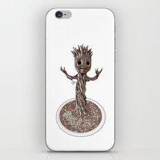 Baby Groot iPhone & iPod Skin