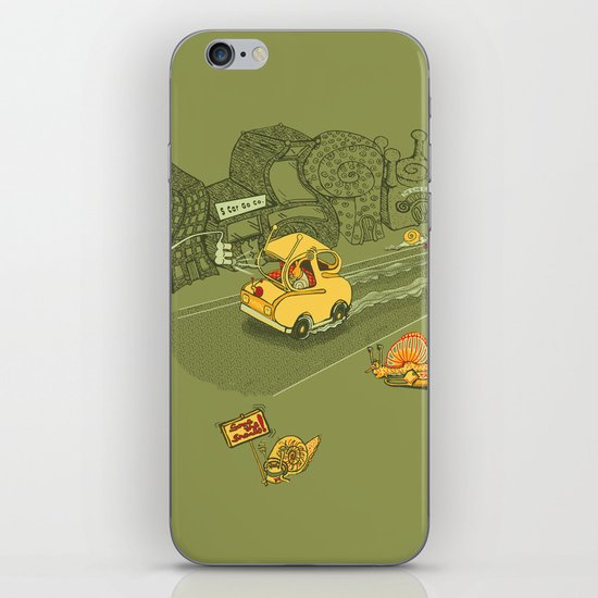 S-Car-Go! iPhone & iPod Skin