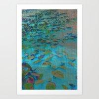Abstract ~ Nature Art Print