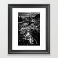 Ashness Bridge Framed Art Print