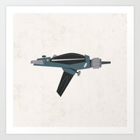 Star Trek Phaser Art Print