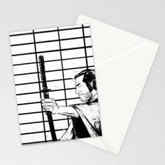 SANJURO Stationery Cards
