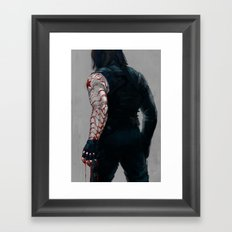 Gimme Shelter Framed Art Print