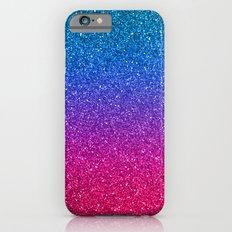 Glitter Ombre Slim Case iPhone 6s