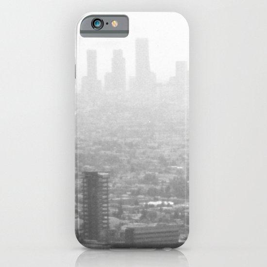 Distant City iPhone & iPod Case