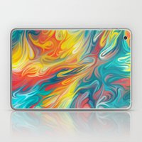 Abstract Colors II Laptop & iPad Skin