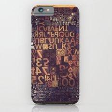 Typecase 1 Slim Case iPhone 6s