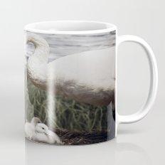 Tom Feiler Swan and her Cygnets Mug