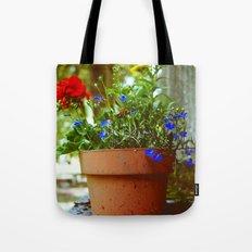 Spring details Tote Bag