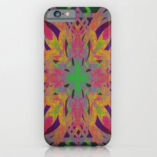 Mandala 6 iPhone & iPod Case