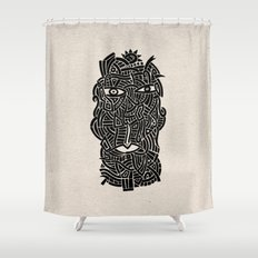 - my uncle - Shower Curtain