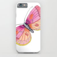 iPhone & iPod Case featuring One Butterfly by Catherine Holcombe