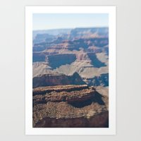 Grand Canyon 7 Art Print