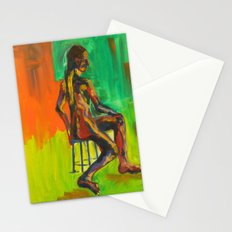 Male Nude Stationery Cards