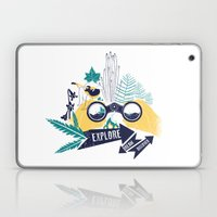 EXPLORE.DREAM.DISCOVER Laptop & iPad Skin