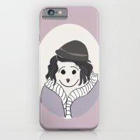 iPhone & iPod Case featuring Piaf - La vie en Rose by LaPetiteJo