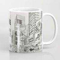 The Heart Beats In Its Cage Mug