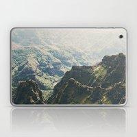 Hawaii Green Laptop & iPad Skin