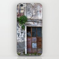 Old Sicilian Facade Of T… iPhone & iPod Skin