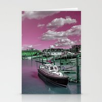 marinasurreal Stationery Cards